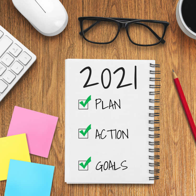 A Fresh Approach to Goals in 2021🌿